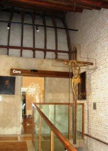 cristo in legno