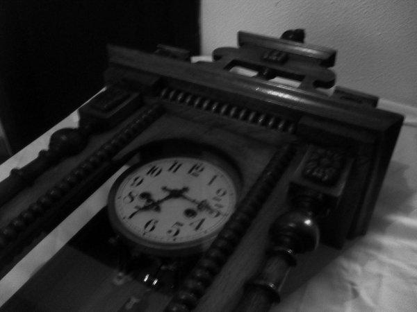 orologio a pendolo fine '800