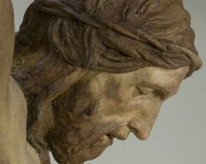 crocefisso ligneo Donatello Padova